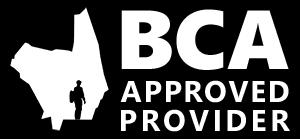 BCA Approved Provider